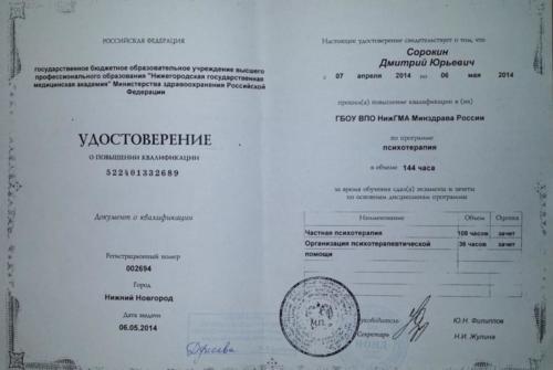 Дмитрий Сорокин 2